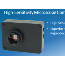 Mightex`s CCE-C013-U Fluorescence Microscopy Cameras