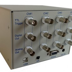 Mightex`s BioLED Analog and Digital I/O Control Module