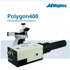 Mightex`s Fiber-coupled Polygon400 (DL)