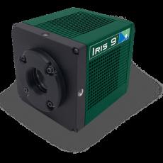 Iris 9™ Scientific CMOS Camera