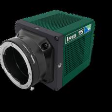 Iris 15™ Scientific CMOS Camera